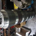 Engrenagens para máquinas