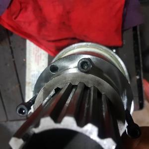 Engrenagens cilindricas retas