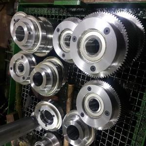 Fabricantes de engrenagens helicoidais